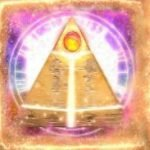 Symbol scatter of Pyramid Treasure online game