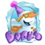 Bonus symbol of Snowy´s Wonderland casino slot machine