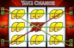 Double Triple Chance casino free game - winning