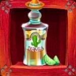 Symbol scatter of slot machine Tequila Fiesta