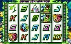 Green Lantern online free slot game