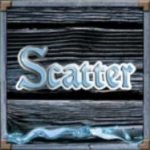 Scatter symbol of Riches from the Deep online slot