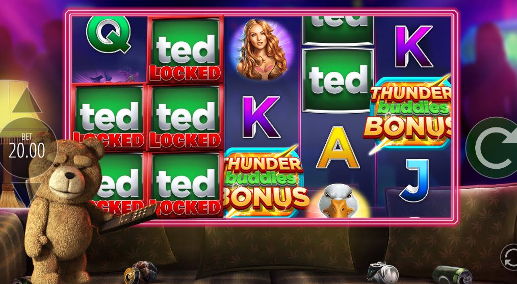 Ted online free game