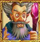 Symbol wild of free slot game Wild Wizards