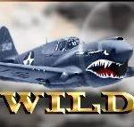 Wild symbol of Aircraft slot free game