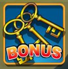 Bonus symbol of Big Robbery casino free game