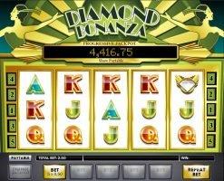 Slot machine for fun Diamond Bonanza