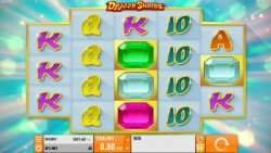 Online slot game Dragon Shrine