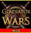 Wild symbol of Gladiator Wars casino slot