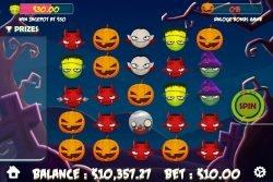 Free slot machine for fun Halloween Emojis