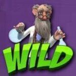 Wild symbol - Manic Millions