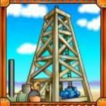 Texan Tycoon free slot game - scatter