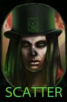 Scatter symbol of Voodoo casino free game