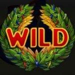 Wild symbol of 2016 Gladiators casino free game