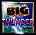 Symbol scatter of online free game Big Thunder