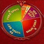 Mega Win Wheel of online free game Great 88
