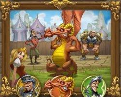 Bonus game of Prissy Princess slot machine online