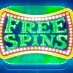 Symbol of free spins - Sin City Nights