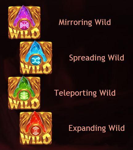 Special Wilds of Chibeasties 2 online slot