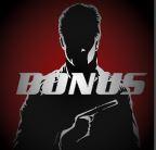 Symbol of bonus game - Double Agent casino free game