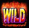 Wild symbol of Rumble Rumble casino free game