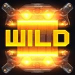 Wild symbol of Super Heroes online free game
