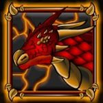 Symbol wild of Breath of Fire online game