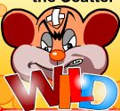 Wild symbol of Catch the Cat online slot mahcine