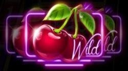 Wild symbol of online slot Cherry Trio
