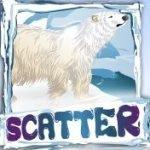 Scatter symbol of Eskimo´s Wild Life