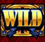 Wild symbol of Golden Eagles casino game