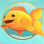 Bonus symbol of Golden Fish casino slot game