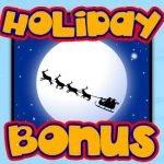 Bonus symbol of Happy Holiday