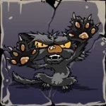 Symbol scatter of Crazy Halloween casino free game