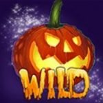 Wild symbol of Halloween Fortune II casino game