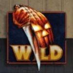 Symbol wild of Halloween online slot game