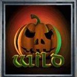 Wild symbol - Halloween Night casino free game