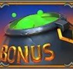 Bonus symbol - Online game with no deposit Halloween Witch