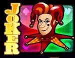 Symbol joker of casino slot game called Joker Slot