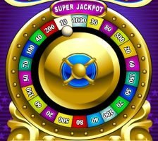 Wheel of Fortune of Monte Carlo free slot game
