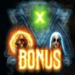 Bonus symbol of Paranormal Activity casino free game