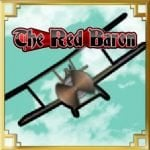 Symbol scatter of The Red Baron casino free game