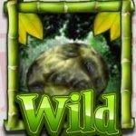 Wild symbol of Vortex casino slot game online