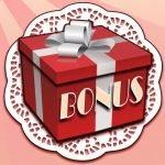Bonus symbol of casino slot machine for fun Wedding Dayz