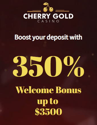 Cherry Gold Casino Review Bonuses For Slot Players