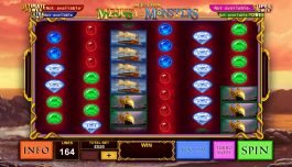 Play online Age of the Gods: Medusa and Monsters casino slot