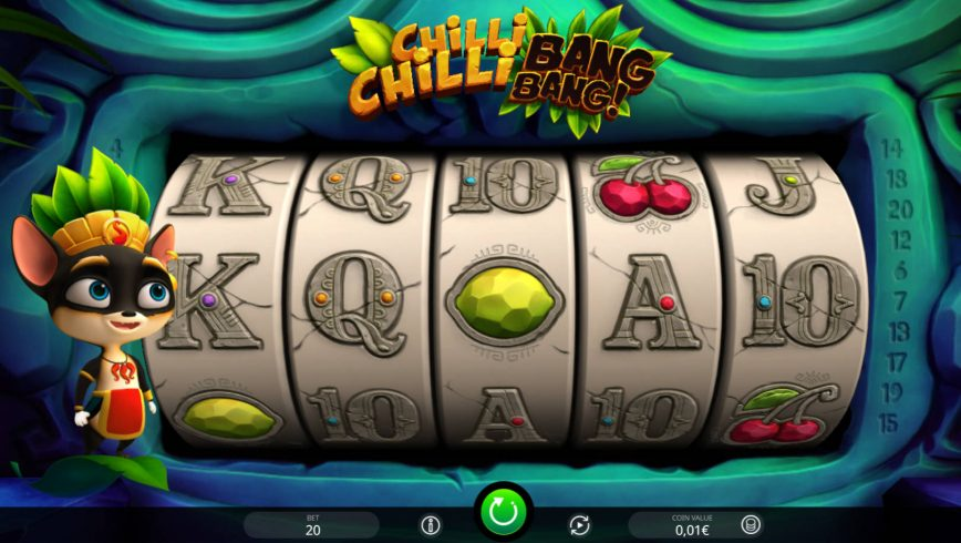 Play free casino game Chilli Chilli Bang Bang
