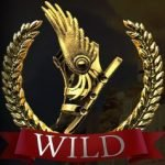 Wild symbol of casino game Demi Gods II