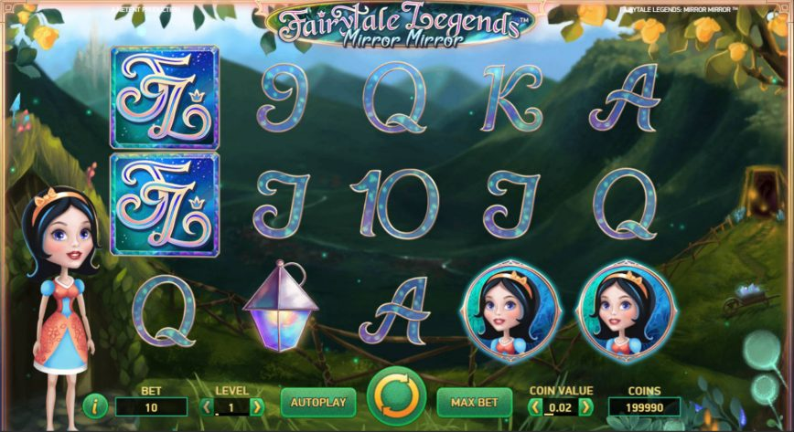 Play online free game Fairtytale Legends: Mirror Mirror
