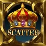 Scatter symbol of free slot game Fire Siege Fortress